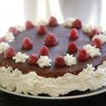 Gâteau au chocolat du dimanche apres-midi