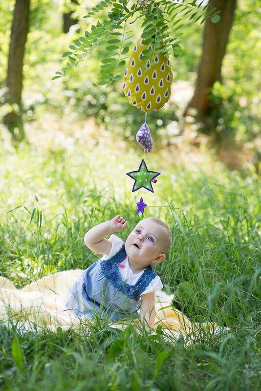 Brodi Broda-cadeaux personnalisés bébés enfants-mobile bébés