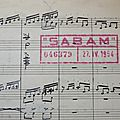 SABAM is one of the Belgian