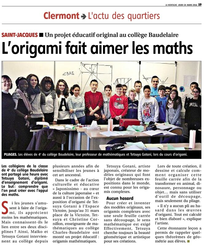 article montagne 24032016 CCB origami mathematique