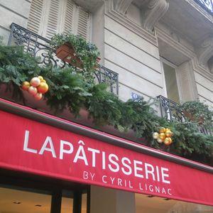 La Pâtisserie by Cyril Lignac Extérieur (2) J&W