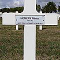 Hemery rémy (orsennes) + 26/09/1915 saint hilaire le grand (51)