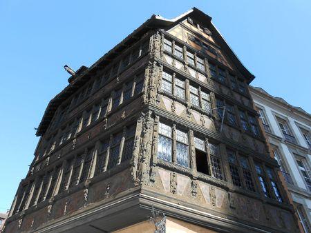 Maison Kammerzell (XVIe s