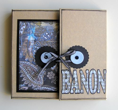 Mini album Banon 1