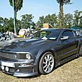 Ford mustang eleanor gts e500 2007