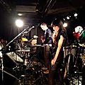 Her space holiday the final japan tour with 4 bonjour's parties & caroline at shibuya (japan o-nest)