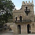 piscine du roi Fasiledas à Gondar