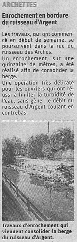 2019 08 27 Enrochement ruisseau dargent