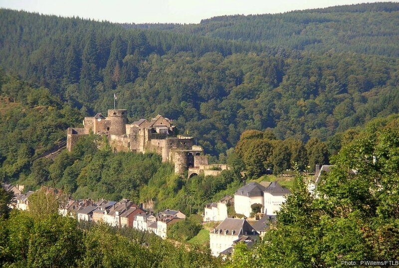 BOUILLON PHOTO BY REGARD ARDENNE LUXEMBOURG BELGE