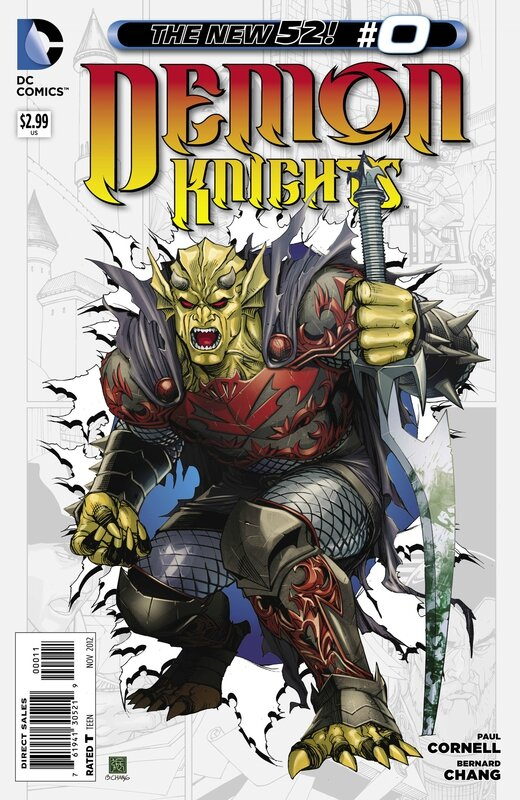 new 52 demon knights 00