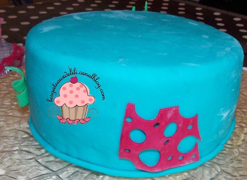 2014 11 09 - Gâteau Nemo (7)
