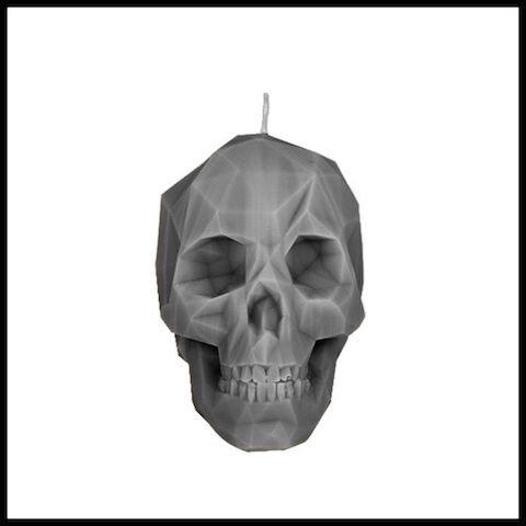 cadeaux folies bougie crâne 3
