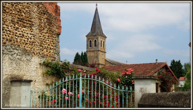 Eglise Tournay 030615