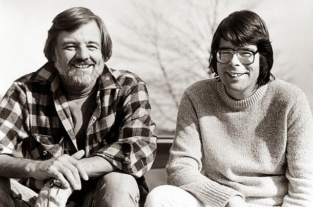 George_romero_and_stephen_king