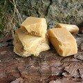 Sucre à la crème au sirop d'érable de ma mère (Tarzile)