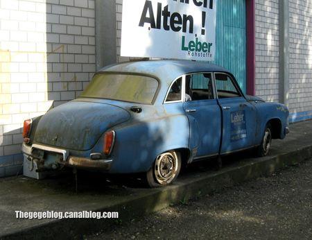 Wartburg 1000 berline (Offenbourg) 02