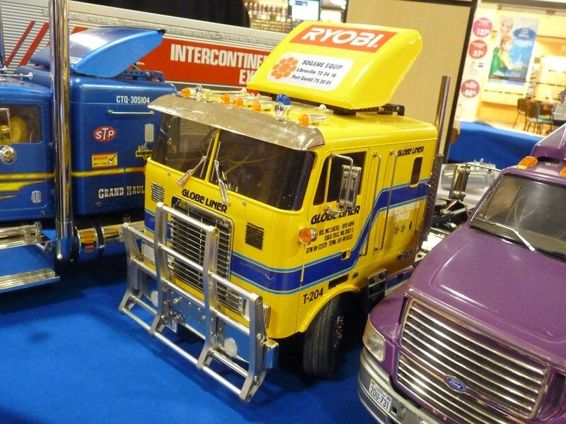 les camions de Dany