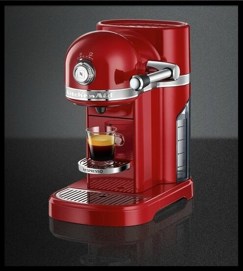 kitchenaid machine cafe nespresso 2
