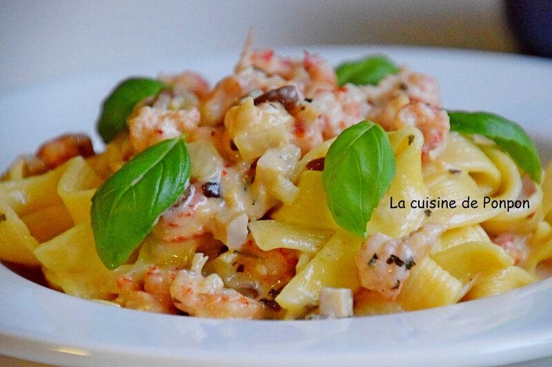 pâtes et langoustines (10)