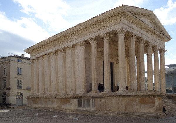 Maison carrée Nîmes