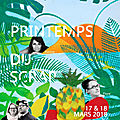 Retour de la crop printemps du scrap 2018