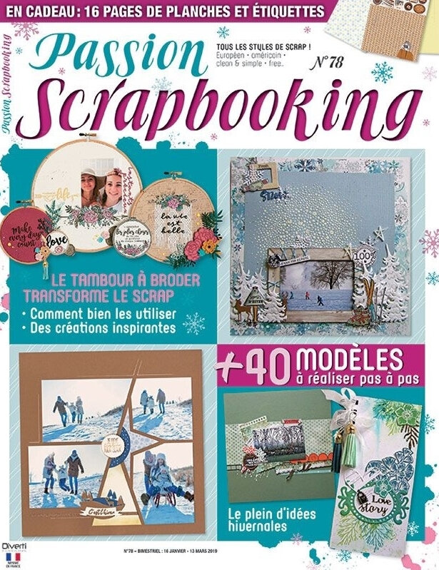 Passion scrapbooking 78