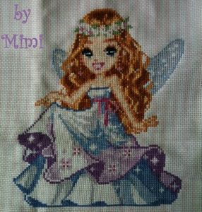 Princesse Louna by Mimi