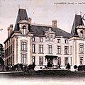 Le château de Théophile Legrand