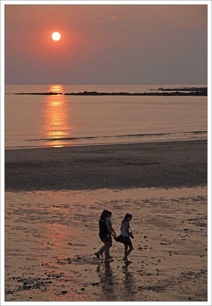 Brétignolles coucher soleil 5 180713