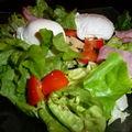 Salade composée 6,5pts