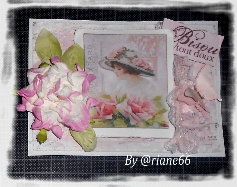 Carte MM Shabby Chic