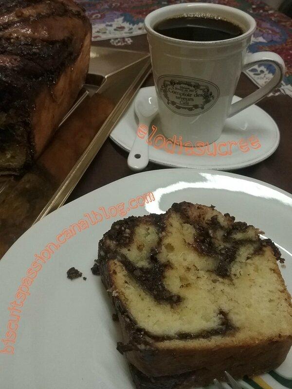 KRANTZ CAKE AU CHOCOLAT ET PRALINOISE 139