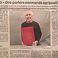L'atlas linguistique de la langue normande ne doit pas etre son... tombeau!