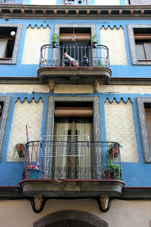 Barcelone - Barceloneta_6439