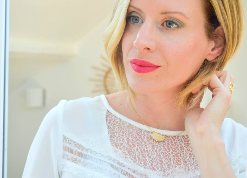 spring make up - camille albane styl iz
