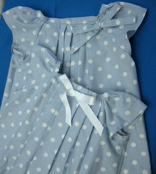 Citronilles Robes Marie 70