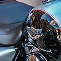 Réservoir de Harley Davidson