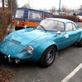 Matra bonnet D-jet type V (23ème Salon Champenois du véhicule de collection) 01