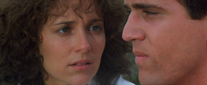 Jessie (Joanne Samuel) voit son homme en plein doute