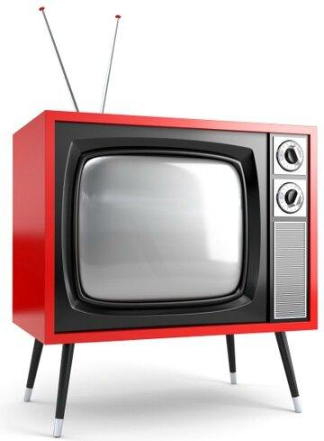 television-cathodique-vintage