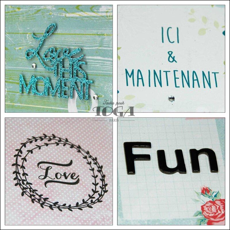 Mini Love this moment collection PLPrintemsp - DT Tacha 6p
