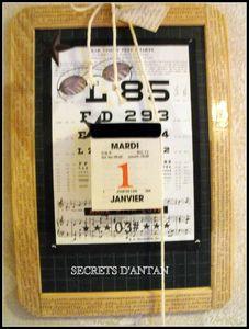 SECRETS D'ANTAN 005