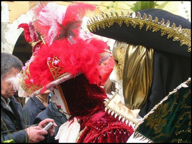 Carnaval Vénitien Annecy le 3 Mars 2007 (68)