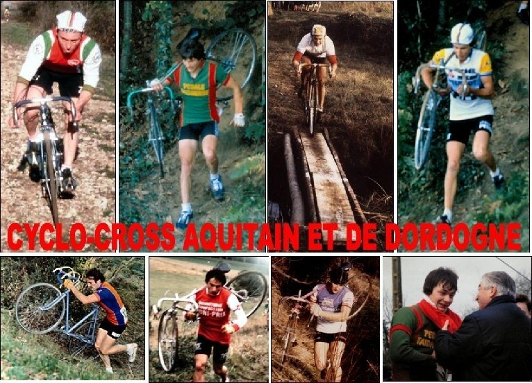 Cyclo-cross page de garde
