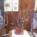 Présentation des colliers