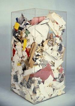 La poubelle de Roy Lichtenstein, ARMAN