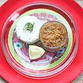 Dahl de lentilles corail {bollywood kitchen}