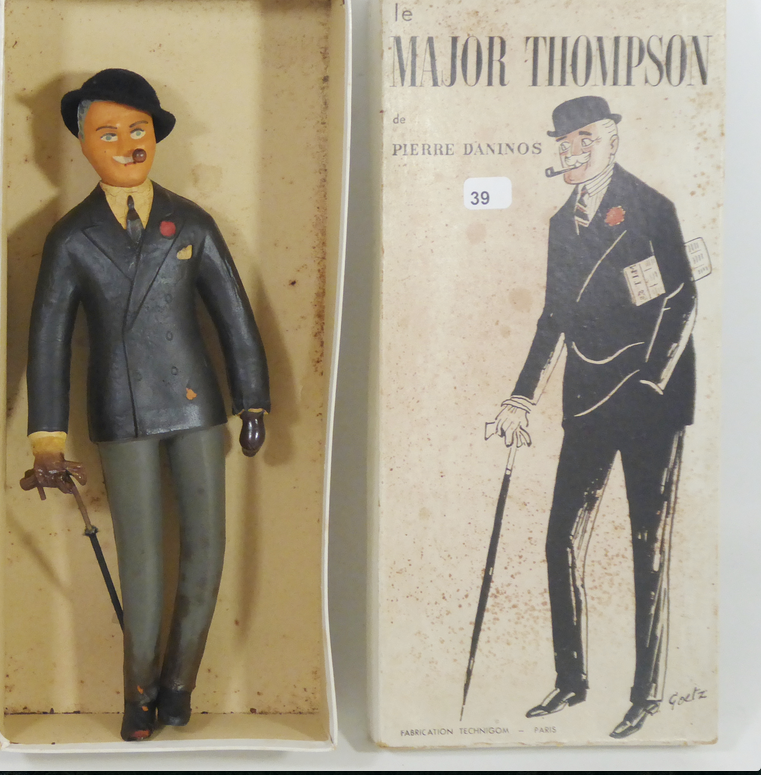 Major Thompson