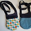 Deux sacs be pour noël
