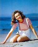 1945_beach_sitting_striped_shirt_by_dd_010_1